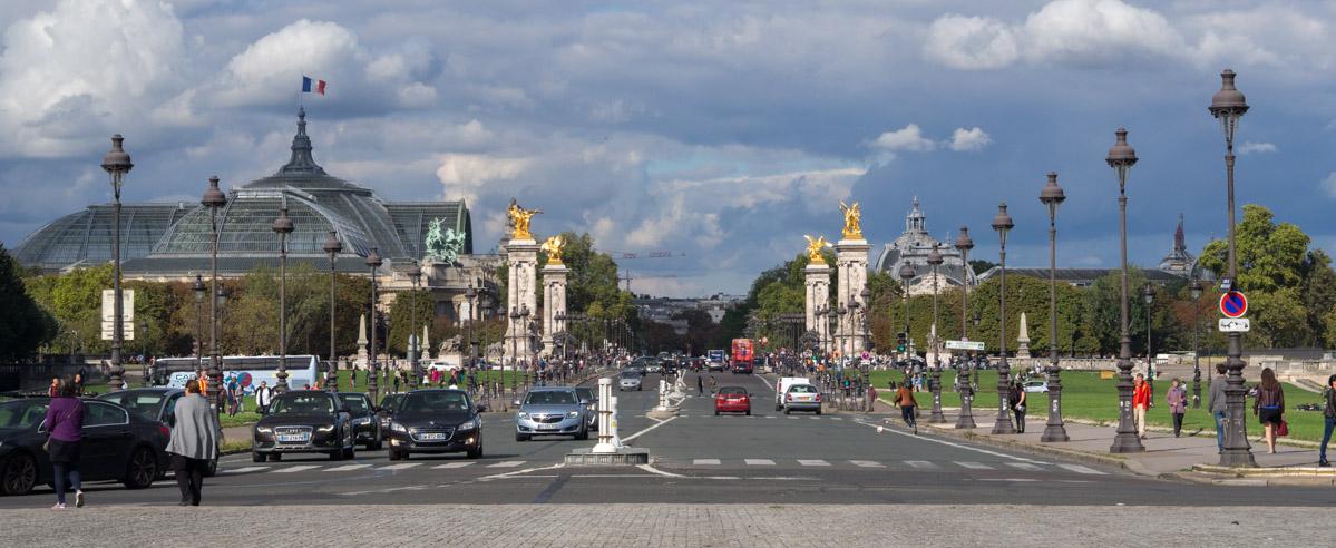 Grand Palais Paryż