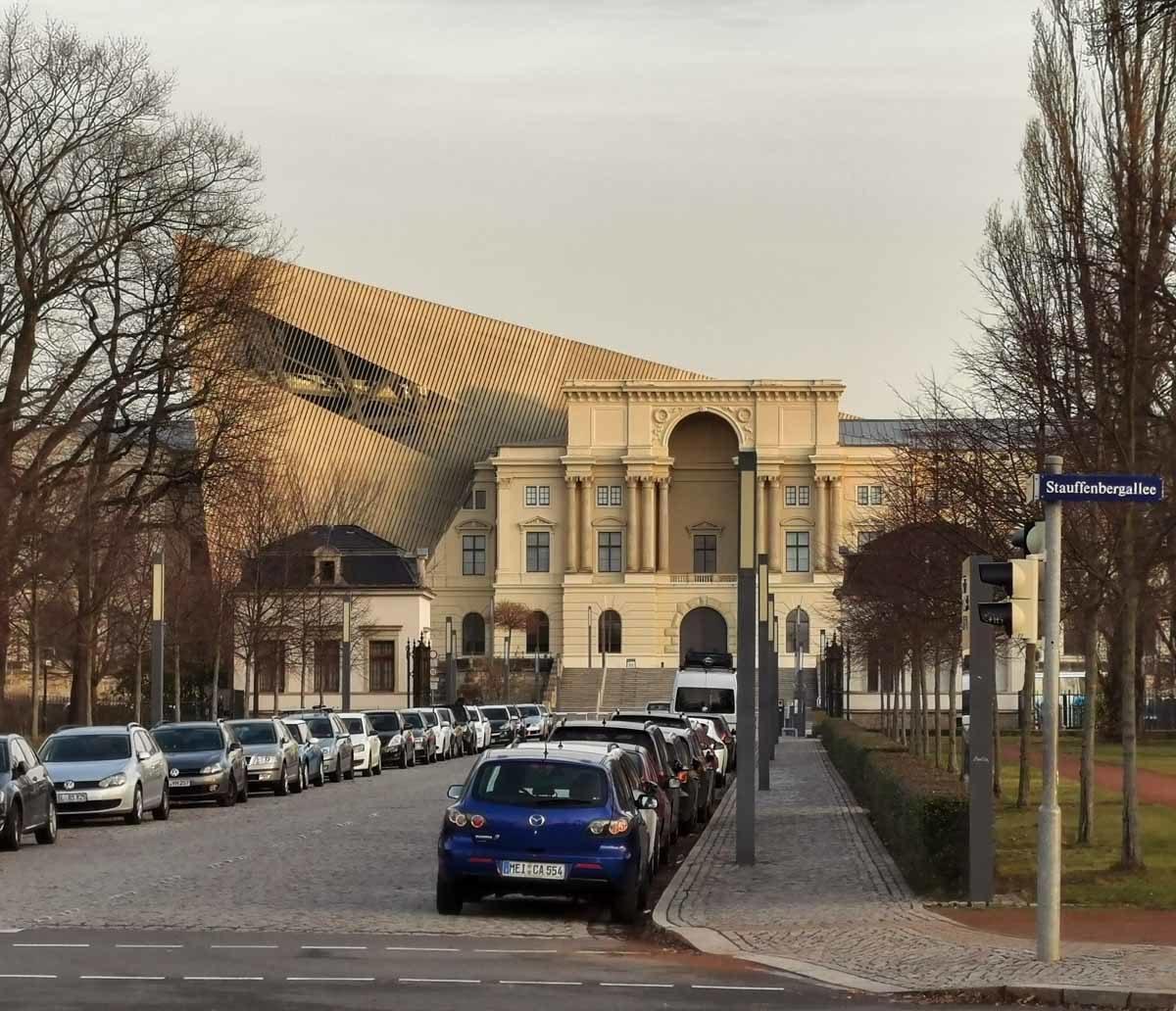 Muzeum militarne w Dreźnie