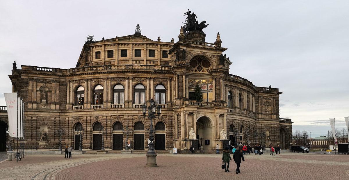 Opera w Dreźnie