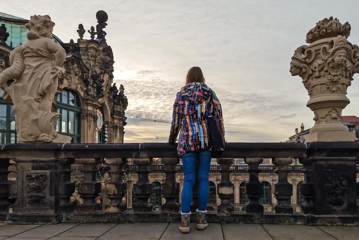 pałac Zwinger