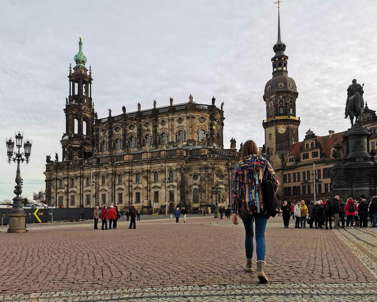Katedra Świętej Trójcy w Dreźnie