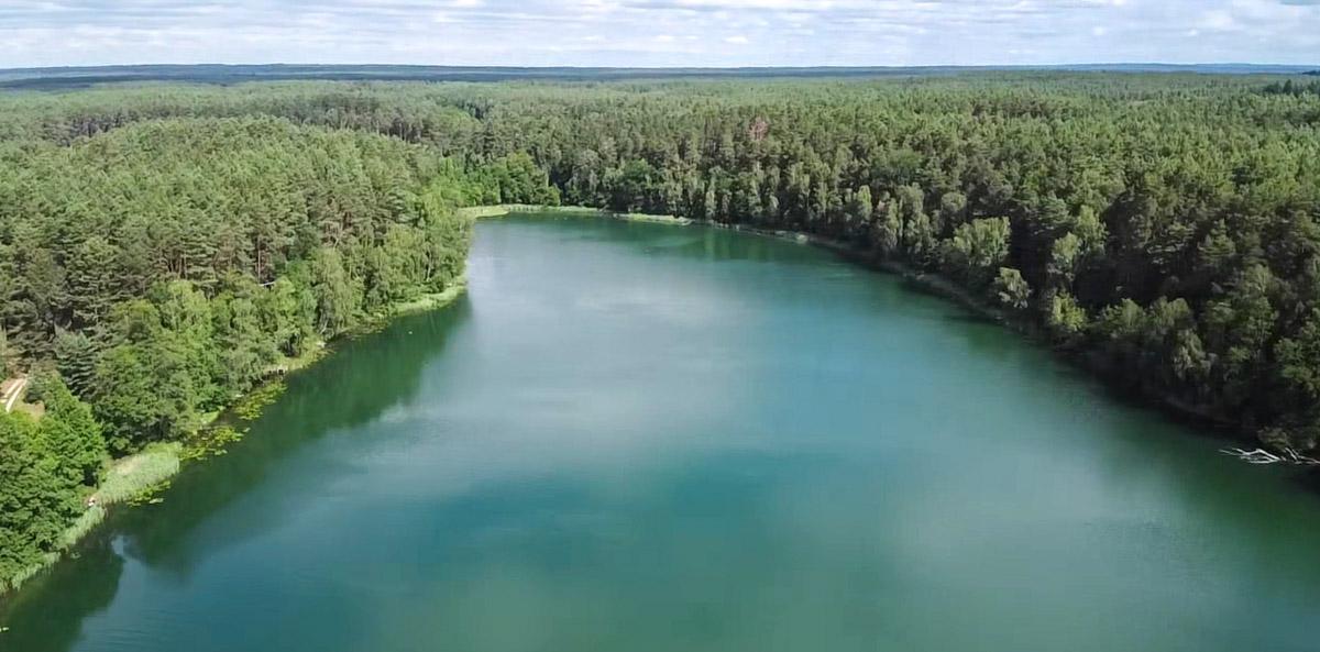 Kosobudz jezioro Dziarg