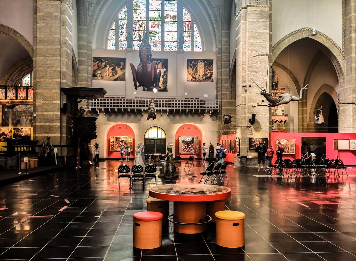 Bosch centrum s-Hertogenbosch