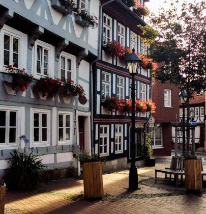 Hildesheim – niemieckie miasto, które powaliło mnie na kolana