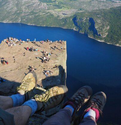 Nawet nie myśl o podróżach bez dobrych butów trekkingowych!