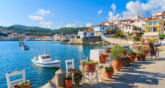 Grecja z dzieckiem. Najlepsze miejsce na rodzinne wakacje. Przegląd kierunków.