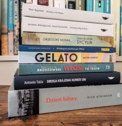 Co nowego włoskiego? Przegląd nowości książkowych I połowy 2021