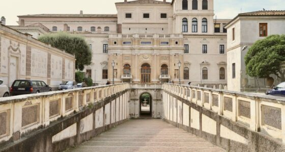 Barberini Corsini. Jedyna niezatłoczona galeria w Rzymie. A piękna.