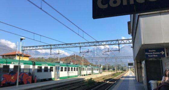 Colico – piesze wakacje nad Jeziorem Como