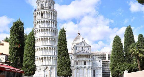 Weekend w Pizie, co robić w mieście z krzywą wieżą?
