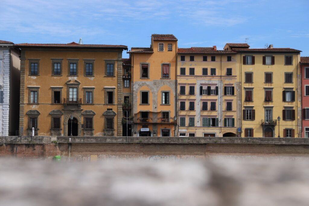 Piza Włochy zwiedzanie