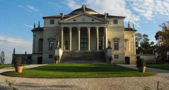 Villa Rotonda w Vicenzie • Doskonałość, którą stworzył Palladio.