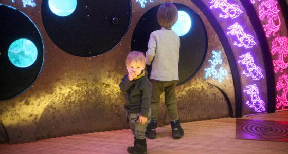 Centrum Hewelianum • Gdańsk z dziećmi