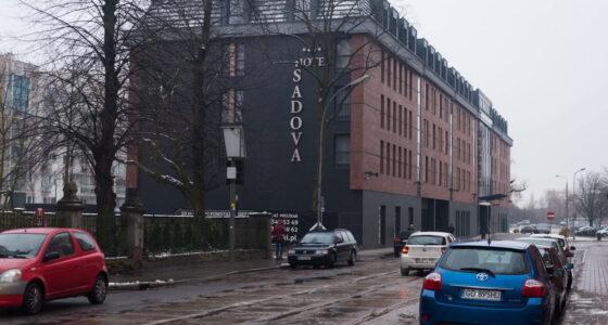 Gdzie spać w Gdańsku: Hotel Sadova. Luksus na Dolnym Mieście.