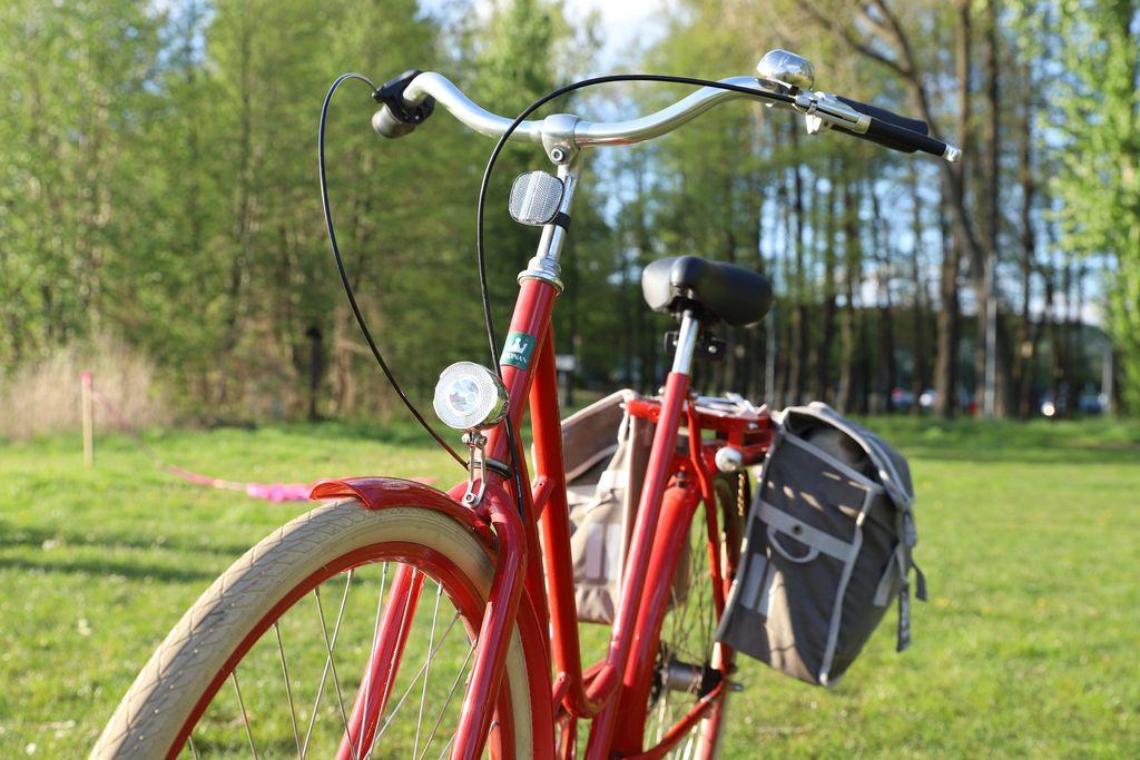 okolice Leszna na rowerze