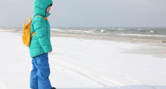 9 powodów, dla których warto przyjechać nad morze zimą